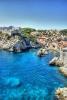 Dubrovnik landscape